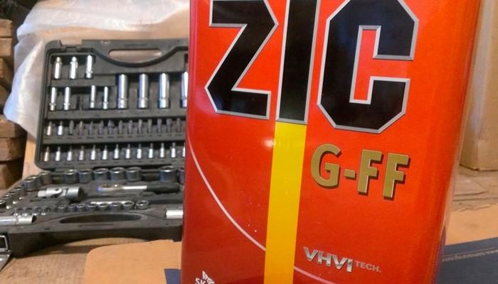 Обзор трансмиссионных масел ZIC 75W85